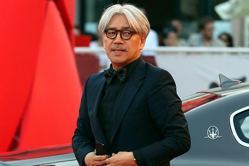 Jaapani tippheliloojal Ryuichi Sakamotol diagnoositi vähk