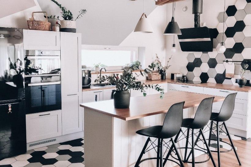 FOTOLUGU | Aasta Kodu preemiasaajast instagrammeriks: Merilin Miido instakonto HomeInEstonia lööb laineid