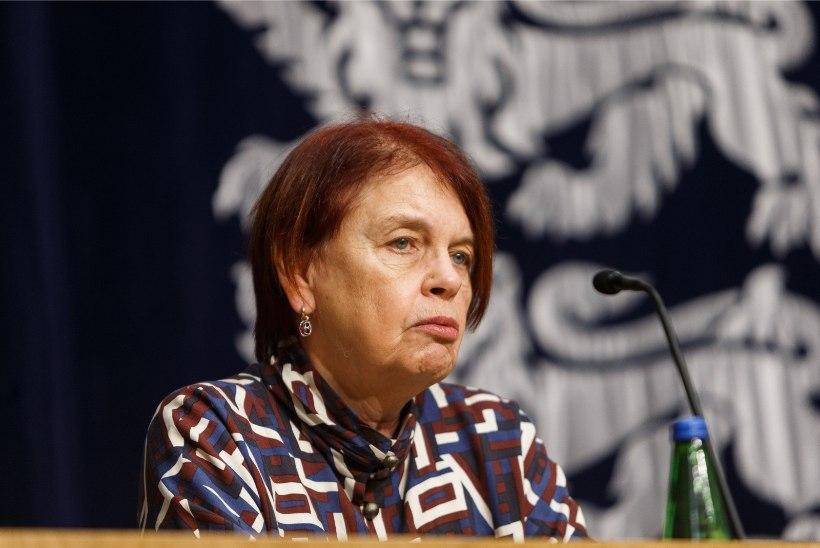 Lutsar: teadusnõukoda soovitab üle Eesti piiranguid ühtlustada