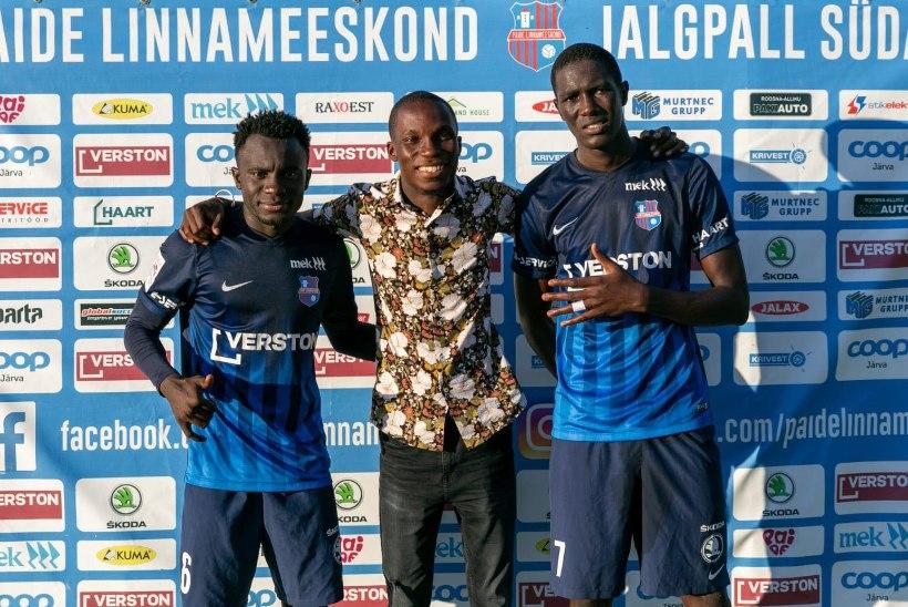 ÕL EKSKLUSIIV | Aafrika talente Eestisse vahendav Gambia agent: teie koondise valikud tunduvad ebaausad