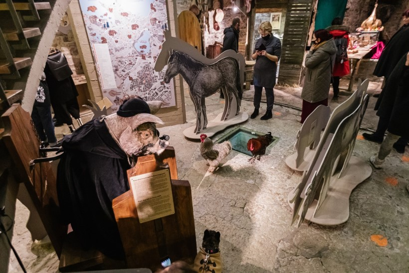 GALERII | Kitsed, kuked ja jänesed avasid Kiek in de Kökis näituse