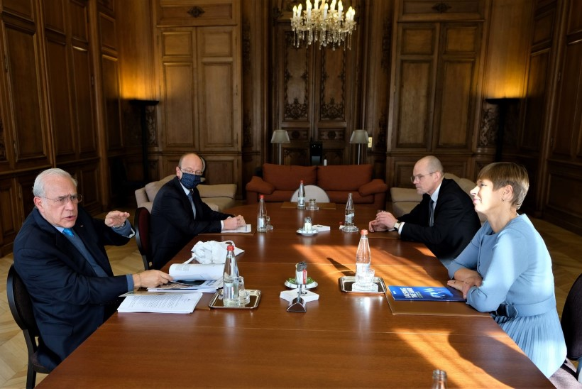 Ei, Kaljulaidil pole kokkulepet teiseks ametiajaks! Ta on lihtsalt liiga ebapopulaarne, et OECD peasekretäriks saada