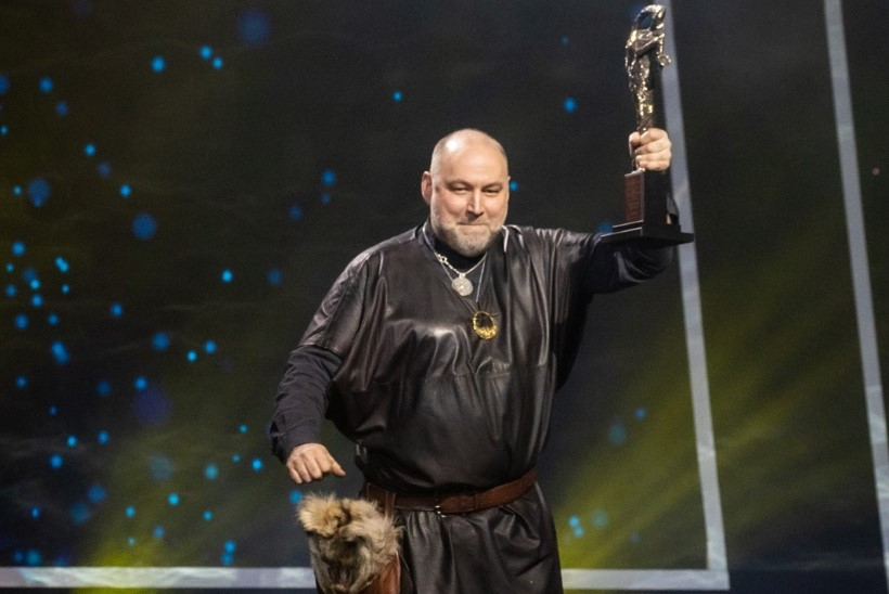 Eesti muusikaauhindade galal välja vilistatud skulptor Tauno Kangro valmistab taas auhinnakujud
