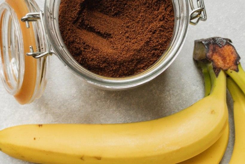 Seda taimed armastavad! Banaani- ja munakoored ning kohvipuru panevad lilled paremini kasvama