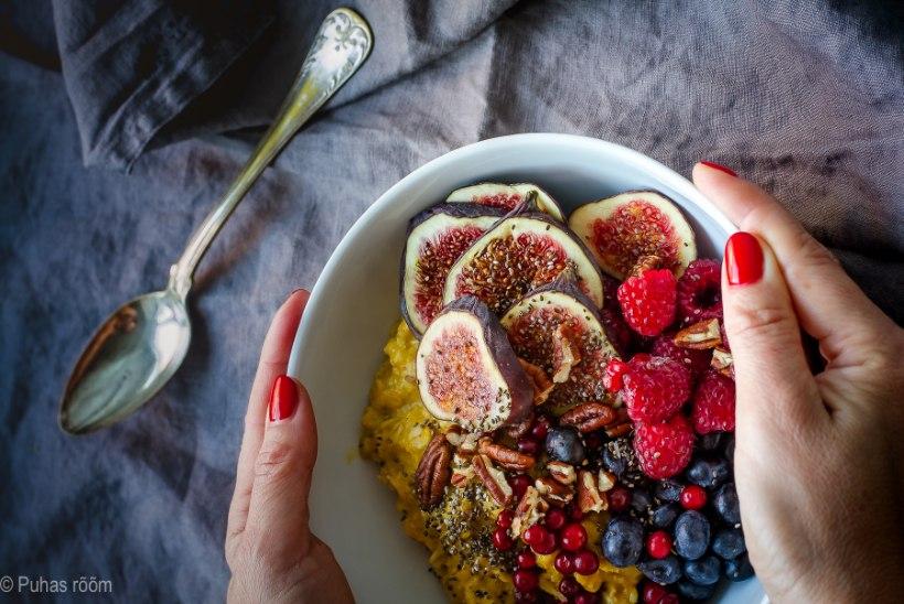 HOMMIKUSÖÖK KODUKONTORIS: kuidas alustada päeva maitsvalt ja tervislikult?