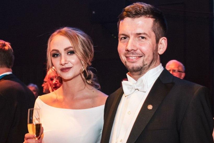 Martin Repinski kihlatu Jekaterina Vassiljeva: täna tean, et armusin õigesse mehesse!