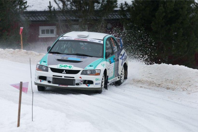 Otepää talveralli toob veebruaris Eestisse nii kohalikud kui ka välismaa ralliässad