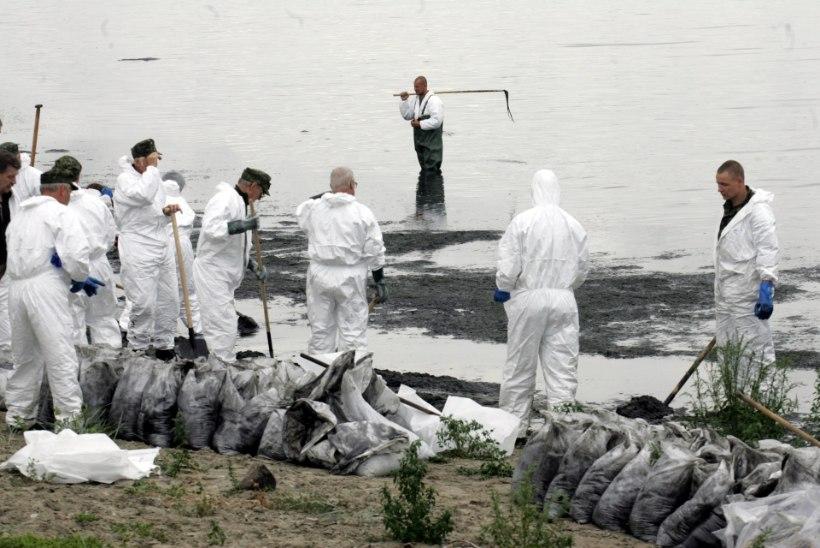 VENE RULETT EESTI VETES: Eesti looduskaitsealast sai Vene naftaäri tagahoov