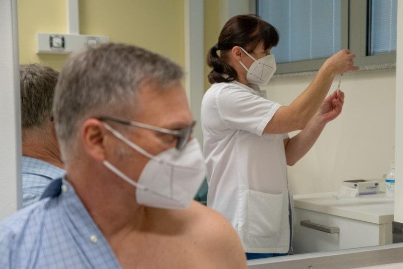 Regionaalhaigla juhid: eeskuju huvides loodame, et ka teised haigla nõukogu liikmed lasevad end vaktsineerida