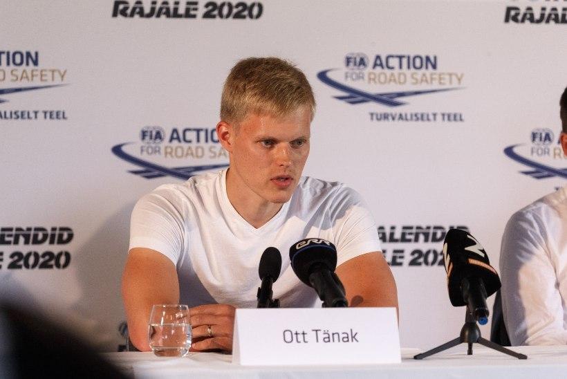 Ott Tänak Annuse juhtumist: tundub, et sopaloopimine on Eesti ajakirjanduses saanud igapäevaseks normaalsuseks