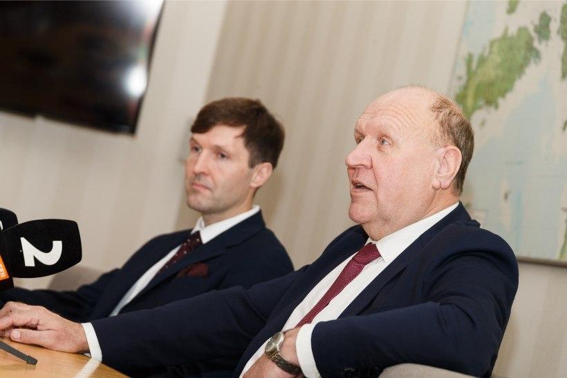 Isa ja poeg Helme järjekordne süüdistus: Leedu valimistel käivitati süvariigi skeem