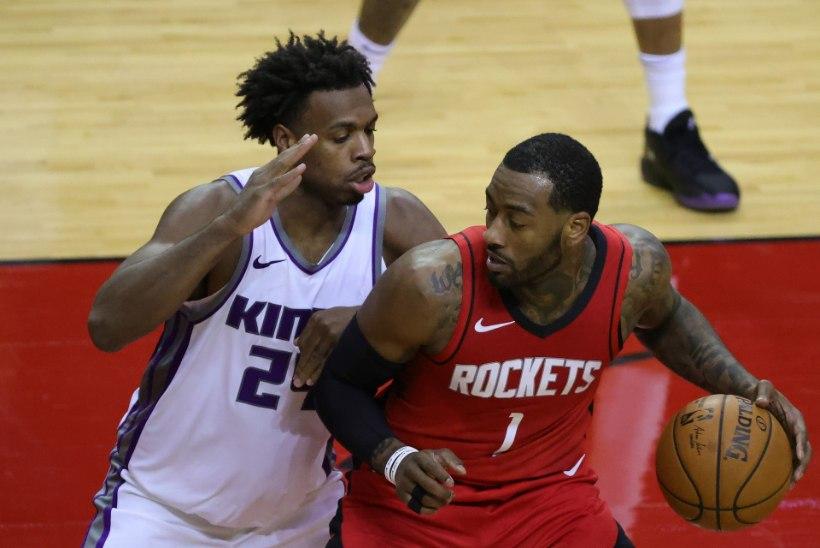 NBA: Knicks alistas Pacersi, pahandusse sattunud Harden vaatas pealt Rocketsi võitu