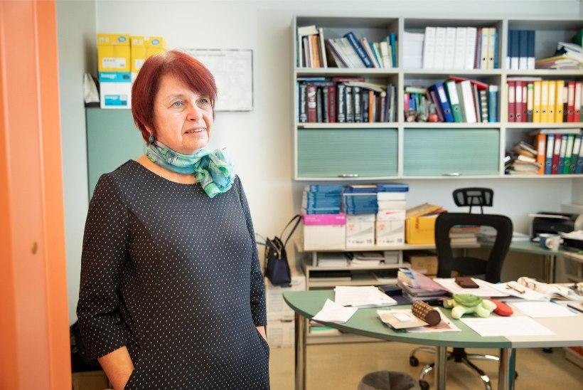 Irja Lutsar on rünnaku all: kimbutavad nii viiruseeitajad kui eliitvaktsineerimisvastased