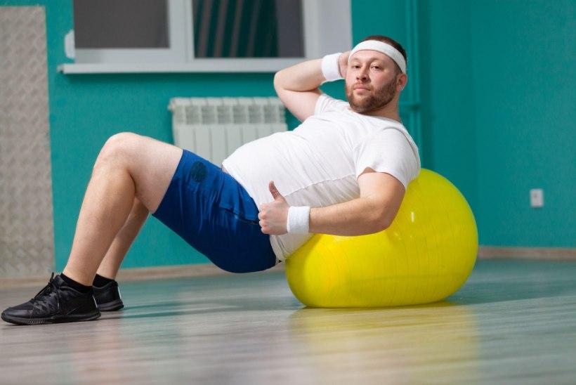 OHTLIK KÕHUPEKK! 10 põhjust, miks rasv hakkab just vöökohale kogunema