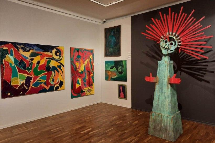 Kultuuriuudised | Sümpaatne meelelahutus raamatukaante vahel, rahulik ülevaade näitusesaalis