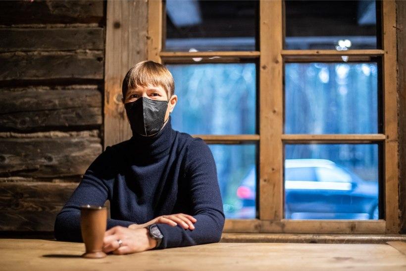 """Kaljulaid taaskord enda tekitatud kriisis vähkrevale valitsusele: """"Võtke end kokku!"""""""