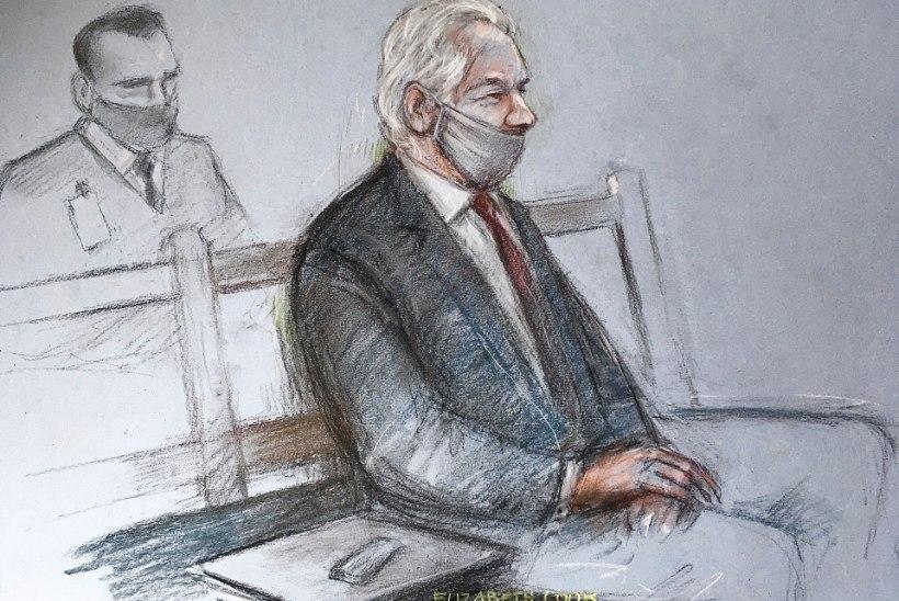 Ühendkuningriigi kohtunik: WikiLeaksi asutajat Julian Assange'i USA-le välja ei anta