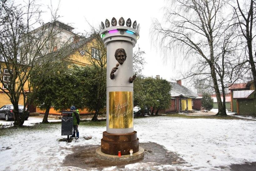 """Jaak Joala monumendi autor Mati Karmin: """"Kas skulptor peaks enne ära surema, et ta töö vastuvõetavaks kuulutataks?"""""""