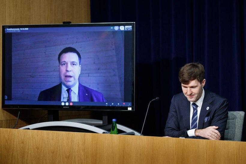 Peaministri soovitus Mart ja Martin Helmele: enne raadiosaadet tehke dopingukontroll