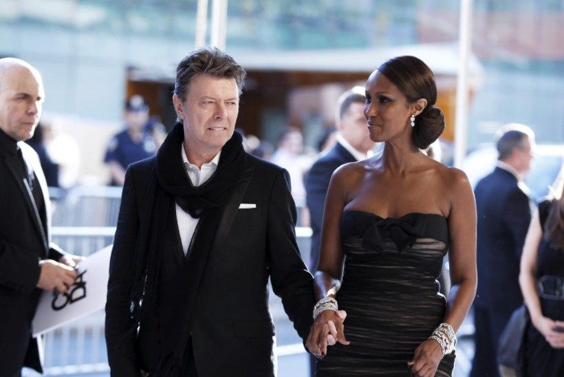 David Bowie lesk ei kavatse enam iialgi abielluda