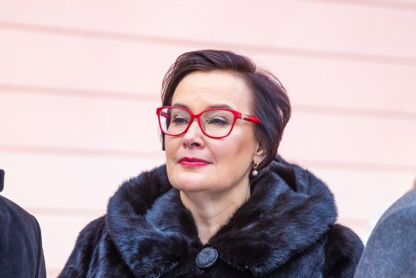 Riigikogust lahkunud Katri Raik sai ligi 13000 eurot hüvitist