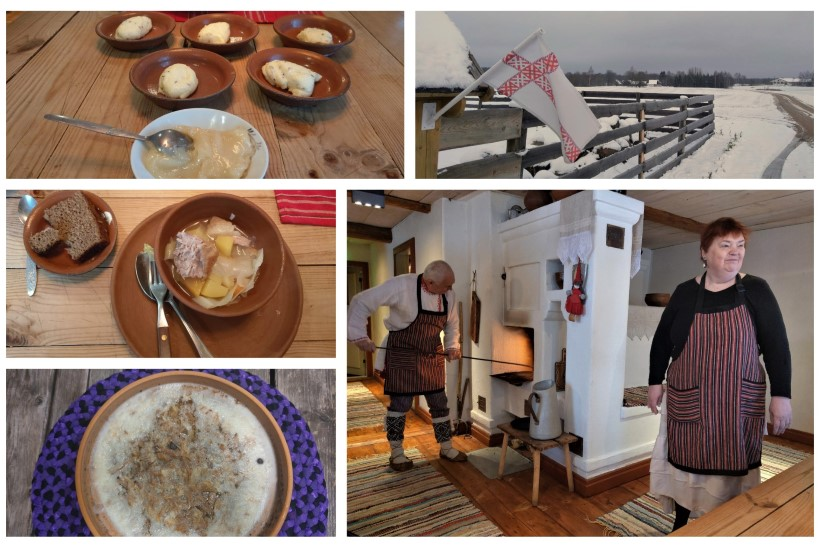 SETODE JÕULUD: noad välja! Obinitsas käis talsipühade toidukoolitus linnanaasele ühes jaheliha ja sõiraga