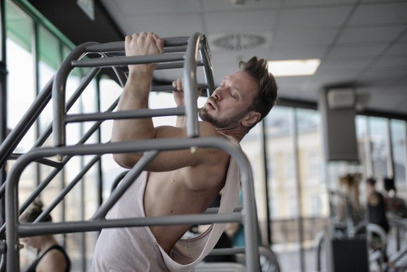 Viis harjutust, mis aitavad ülakeha tugevamaks treenida