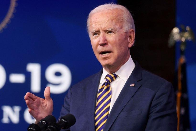 Kongress kinnitas Joe Bideni järgmiseks USA presidendiks, Trump lubas võimu korrapäraselt üle anda