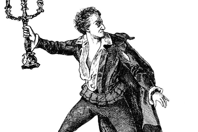 Kaos minevikust: Schilleri näidend tõukas publiku minestuse äärele