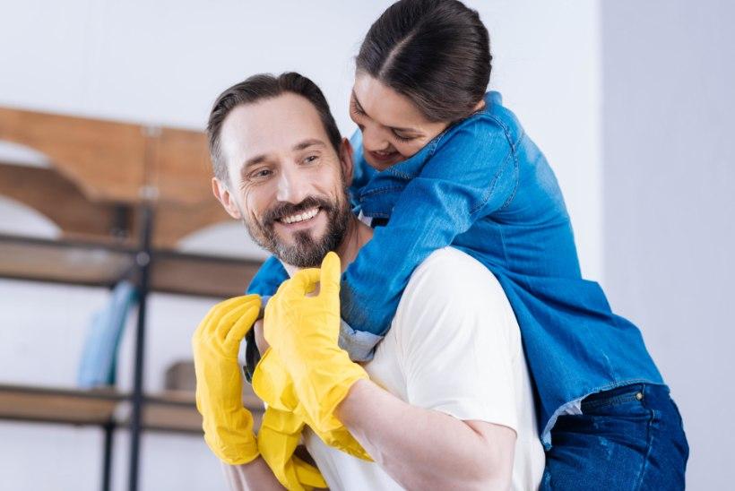 Kuidas jagada peres kodutööd õiglaselt mehe ja naise vahel?