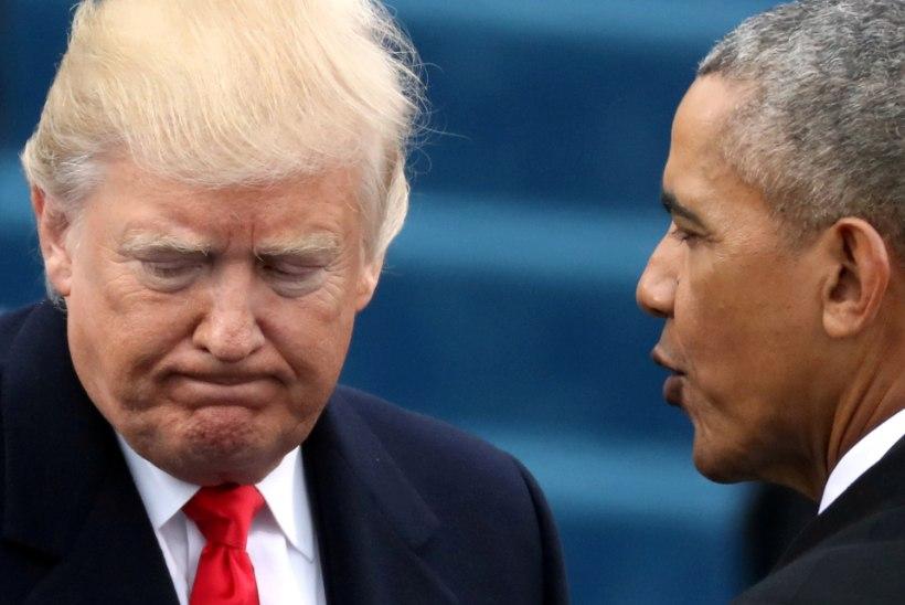 Trump ei plaani Bideni tseremooniale minna