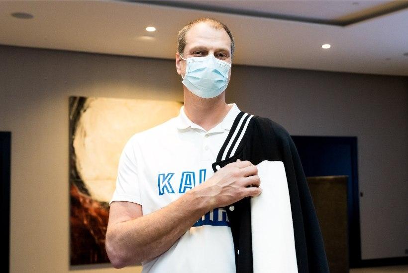 Martin Müürsepp taandub Tallinna Kalev/TLÜ peatreeneri kohalt