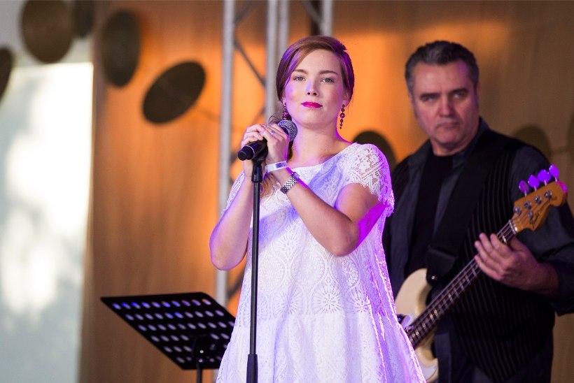 Luisa Rõivas salvestas ballaadi koos Läti superstaariga