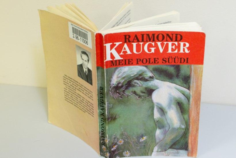Raimond Kaugveri paralleelelud: naised, viin ja amputeeritud jalg, teisalt ürgne loojaanne, menukirjaniku staatus ja tohutud tiraažid