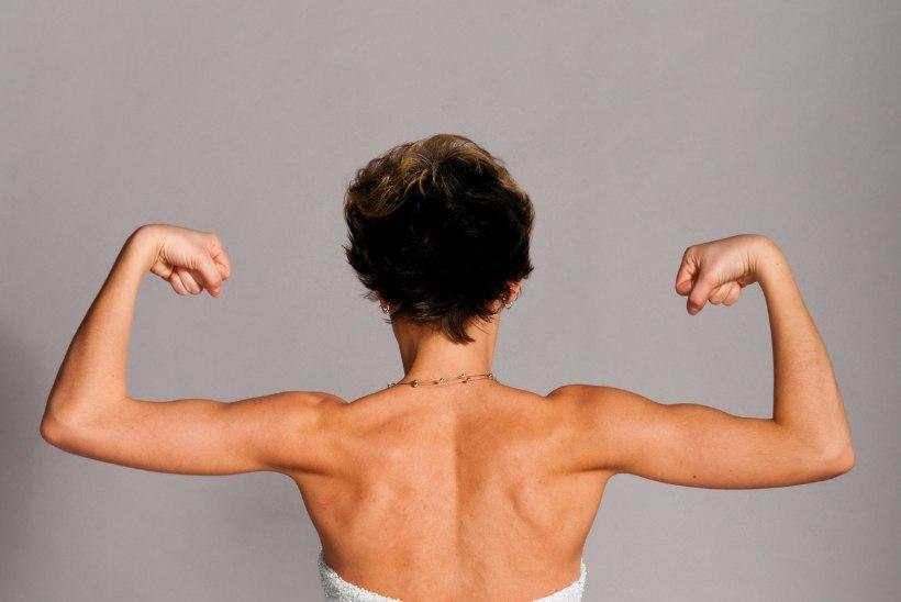 Abieluinimestel on tugevamad käed