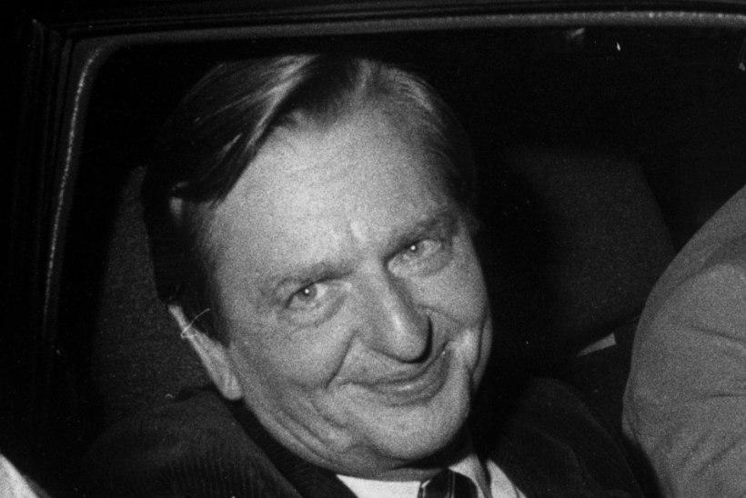 Olof Palme mõrvast tuleb Netflixi seriaal, peaosas rootsisoome näitleja