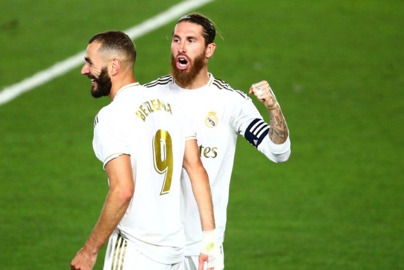 ŠOKK: kohus süüdistab Madridi Reali suurimat staari maffia jaoks väljapressimise korraldamises