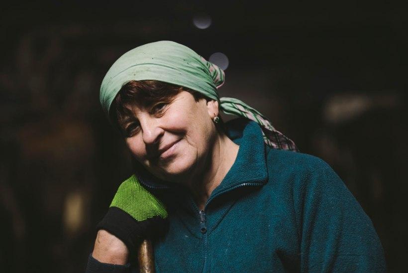 """Rauniku talu perenaine Anne Tiitma: """"Minu jaoks on kõige tähtsam, et loomad oleksid söödetud ja hoitud!"""""""