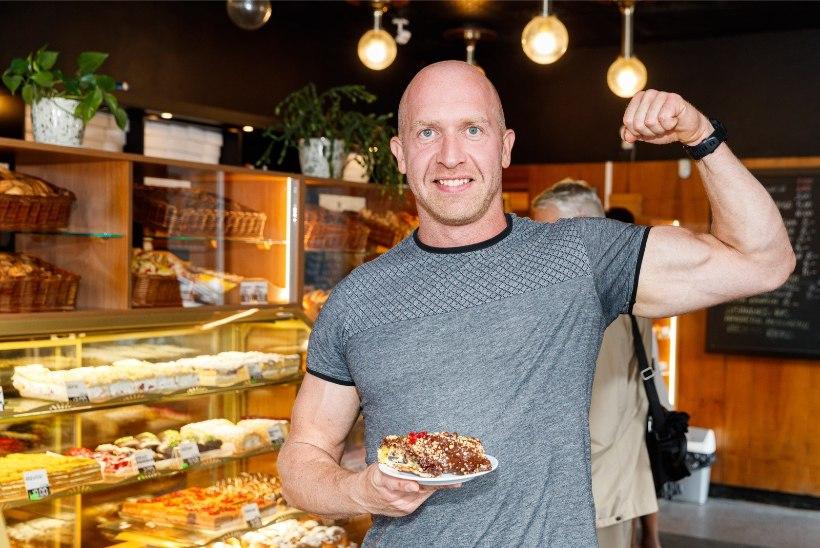 ERIK ORGU JÄTTIS MANDRIELU SELJATAHA: pitsad on saarel mõnusalt suured ja maitsvad