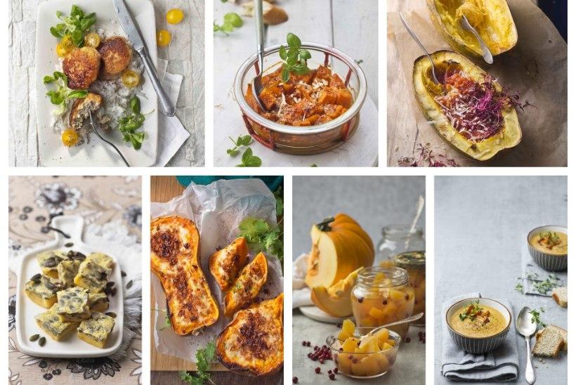 IGA ROA PÄIKE | Kollane kaunitar kõrvits inspireerib kokkama