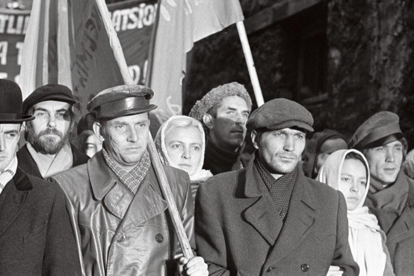 """Ene Rämmeld ja poeg Tarah meenutavad Vladimir-Georg Karasjov-Orgusaare """"Lindpriisid"""": meie elu muutus kohe pärast filmi valmimist põrguks"""