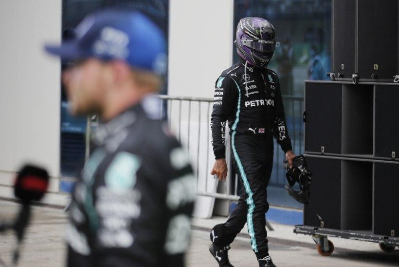 Pirelli uskumus: Mercedese otsus ei maksnud Hamiltonile viit punkti, vaid päästis 10