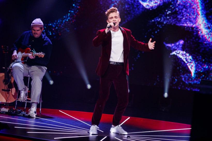 ÕL VIDEO | Superstaarisaate finalist Ingmar Erik: jah, olen noor ja uljas!