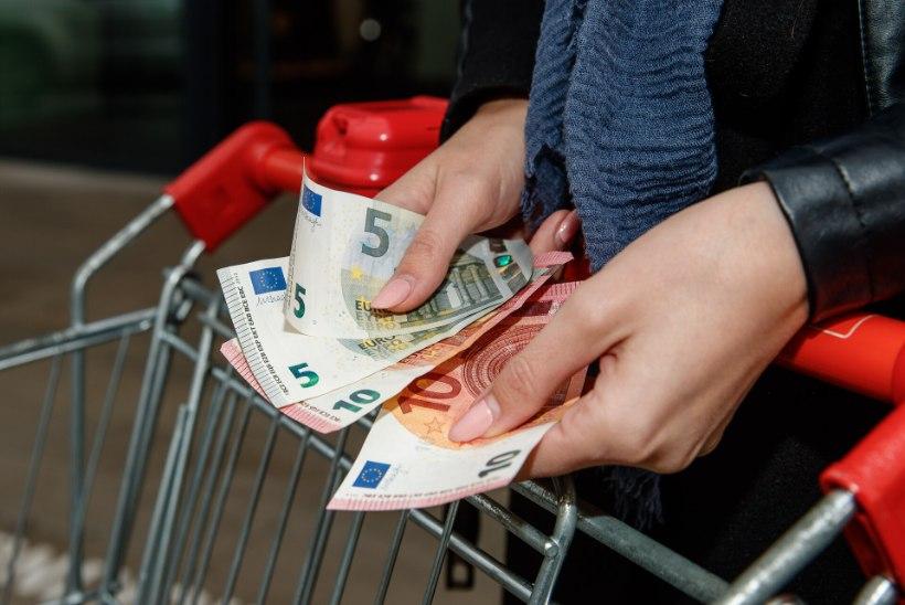 Eesti toiduhinnad on Soome hinnatasemele järele jõudnud