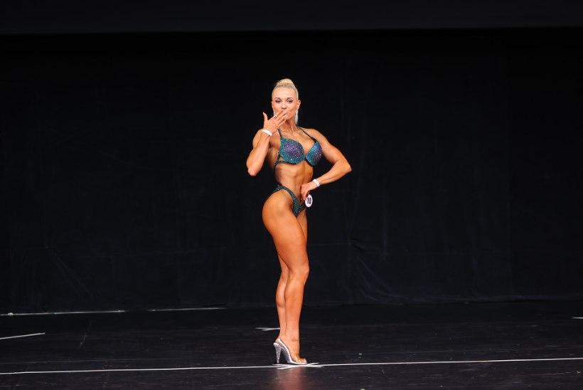Tiia Kaare: olen veel tugevamalt treeninud ja veel rohkem söönud, et uuesti maailmameistriks tulla