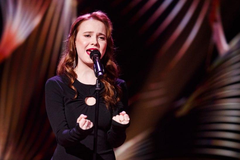 ÕL VIDEO | Superstaarisaate finaali pääsenud Alika: tahan, et iga noot oleks perfektne