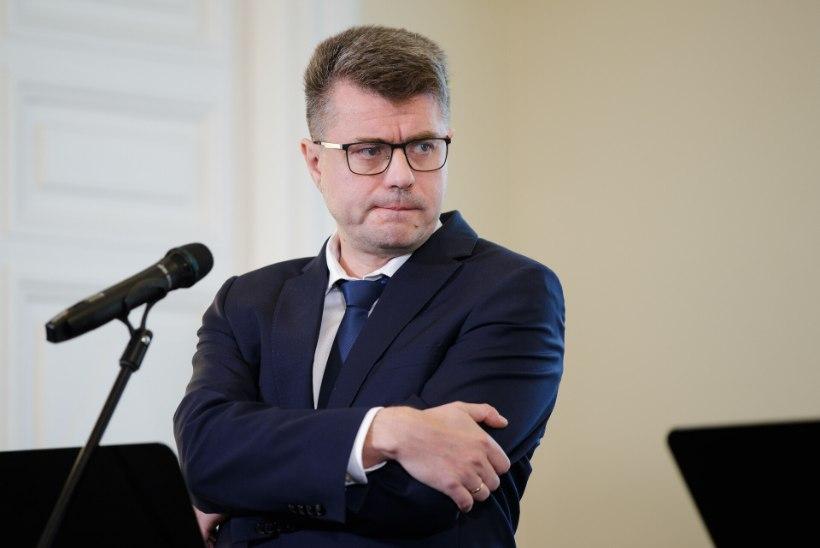 Isamaa linnapeakandidaat Urmas Reinsalu | Vene koolid muutuvad eestikeelseks