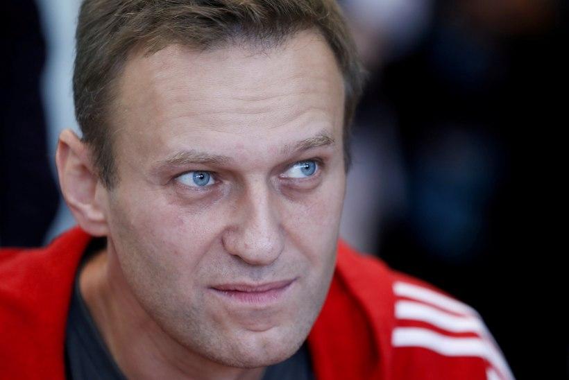 """Navalnõi kongisildil seisab """"Terrorist"""", mees on sellega üsna rahul"""