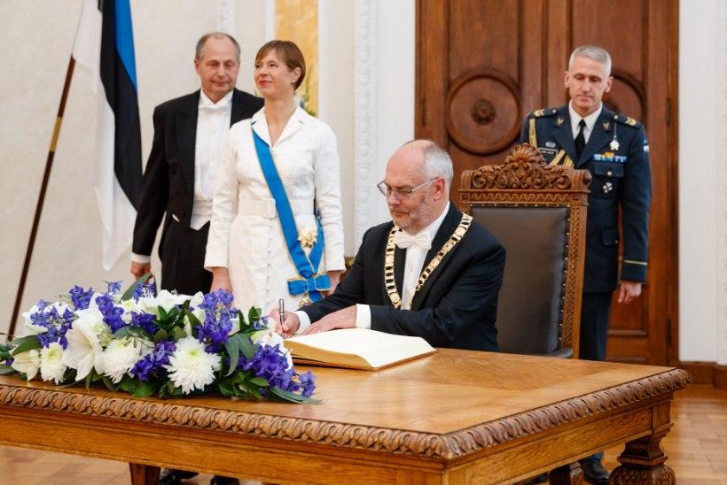 REPORTAAŽ | Eesti sai uue presidendi. Kohal oli isegi saalist väljumist vältinud Mailis Reps