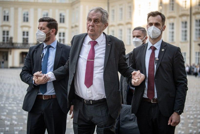 MINESTAV PRESIDENT: Tšehhi Trumpi kaotus tuli tõelise šokina